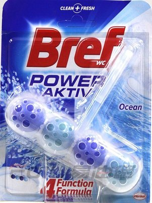 【易油網】【缺貨】Bref 德國 馬桶強力清潔芳香球 一入 (海洋香) Persil Henkel#25227