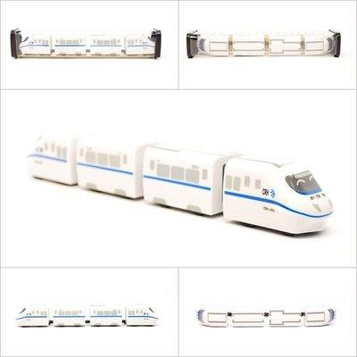 【喵喵模型坊】TOUCH RAIL 鐵支路 Q版 和諧號CRH2C小列車 (QV023T1)