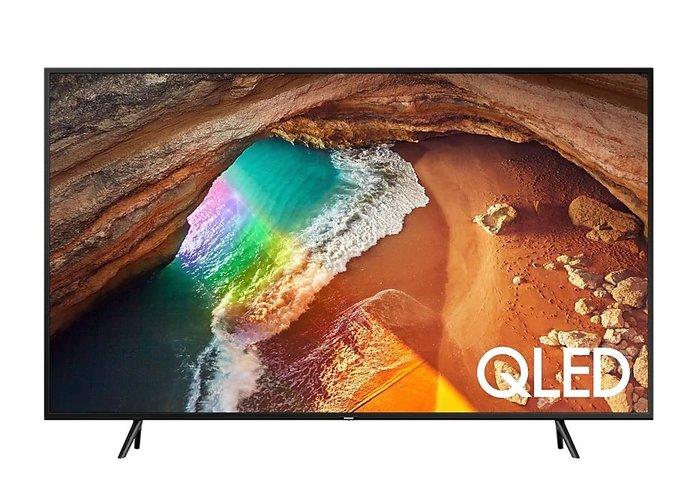 【昌明視聽】 SAMSUNG 82吋 QA82Q60RAWXZW QLED金屬量子電視 QA82Q60 來電(店)可減價