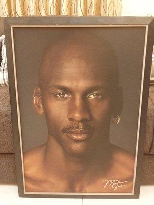 NBA 球星掛報(畫)含框