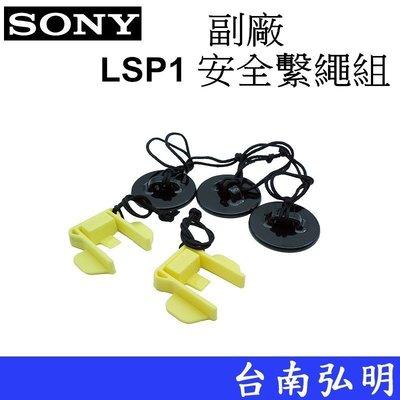 台南弘明 副廠 SONY AKA-LSP1 安全繫繩組 Action cam運動攝影機用 X3000V AS300