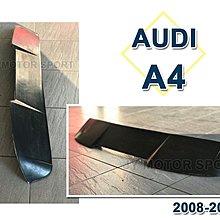 JY MOTOR 車身套件 - AUDI A4 B8 08 09 10 11 12 13 ABT樣式 尾翼 FRP 材質