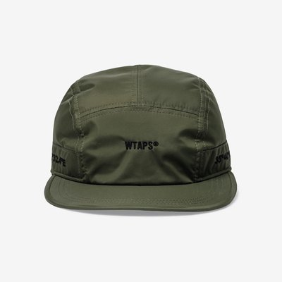 19AW WTAPS T-7 01 / CAP. NYLON. TAFFETA. 3LAYER 全新正品公司貨含運 現貨 可刷卡 可分期