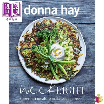 [文閲原版]Week Light: Super-Fast Meals to Make You Feel Good 英文原