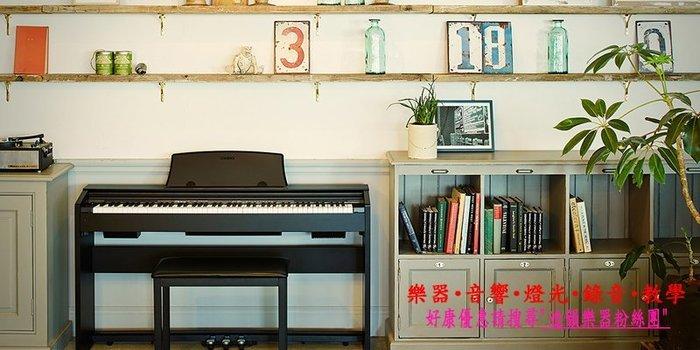 造韻樂器音響- JU-MUSIC - 全新 CASIO PX-770 88鍵 電鋼琴 經典黑色 另有 時尚白色 預購中