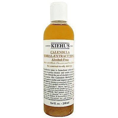 Kiehl s 契爾氏 金盞花植物精華化妝水 250ml保濕