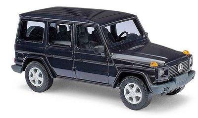 傑仲 (有發票) 博蘭 公司貨 BUSCH 模型車 Mercedes-Benz G-Klasse 90 51401 HO