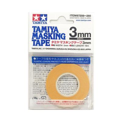 【鋼普拉】田宮 TAMIYA 87207 遮蓋膠帶 3mm Tamiya Masking Tape
