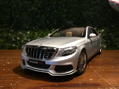 1/18 Almost Real Brabus 900 Mercedes-Maybach 860103【MGM】