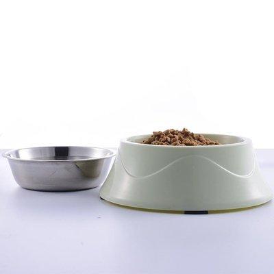 【優惠特價】寵物食具不銹鋼狗碗貓碗個性...