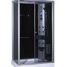 FUO衛浴: 整體式 強化玻璃 乾濕分離淋浴間 不含蒸汽功能 (A7090XL-F) 現貨一組!
