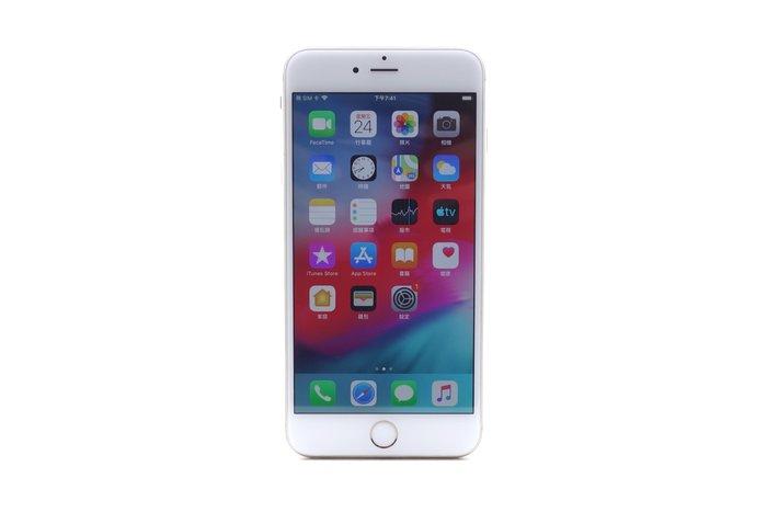 【台中青蘋果競標】Apple iPhone 6 Plus 金 64G 二手 5.5吋 蘋果手機 料機出售 #53578