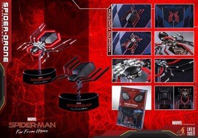 全新 Hot Toys 1/1 LMS011 蜘蛛人 無人機追蹤器 Spider Drone
