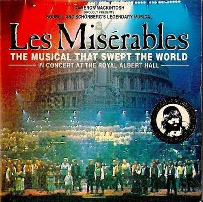 正版全新CD~音樂劇 悲慘世界10週年演唱會Les Miserables 10th Anniversary Concert~可試聽