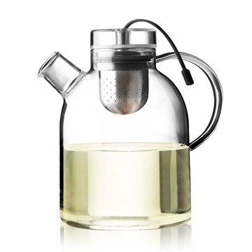 Luxury Life【正品】丹麥 Menu Kettle Tea Pot 1.5L 玻璃茶壺