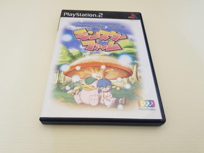 ☆誠信3C☆最便宜 SONY PS2 原廠 二手 遊戲片 怪物農場 只賣130 店內另有大量遊戲可買