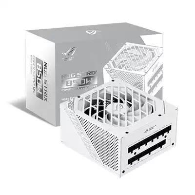 華碩ROG雷鷹850W金牌電源1000W全模組桌上型電腦電腦主機ATX靜音寬幅額定550W/650W/750W西裝暴徒