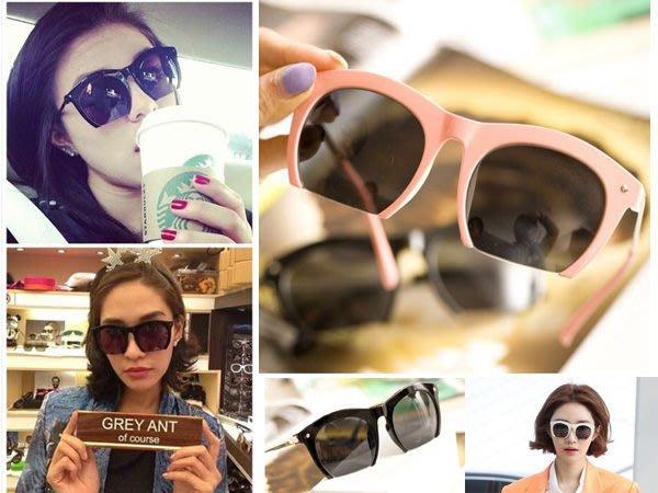 蝦靡龍美【EY391】海灘 旅行 半框 太陽眼鏡 金屬 歐美時尚 防紫外線 韓國款 夏天 男女 墨鏡