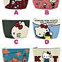 *凱西小舖*日本進口正版KITTY凱蒂貓刺繡化妝...