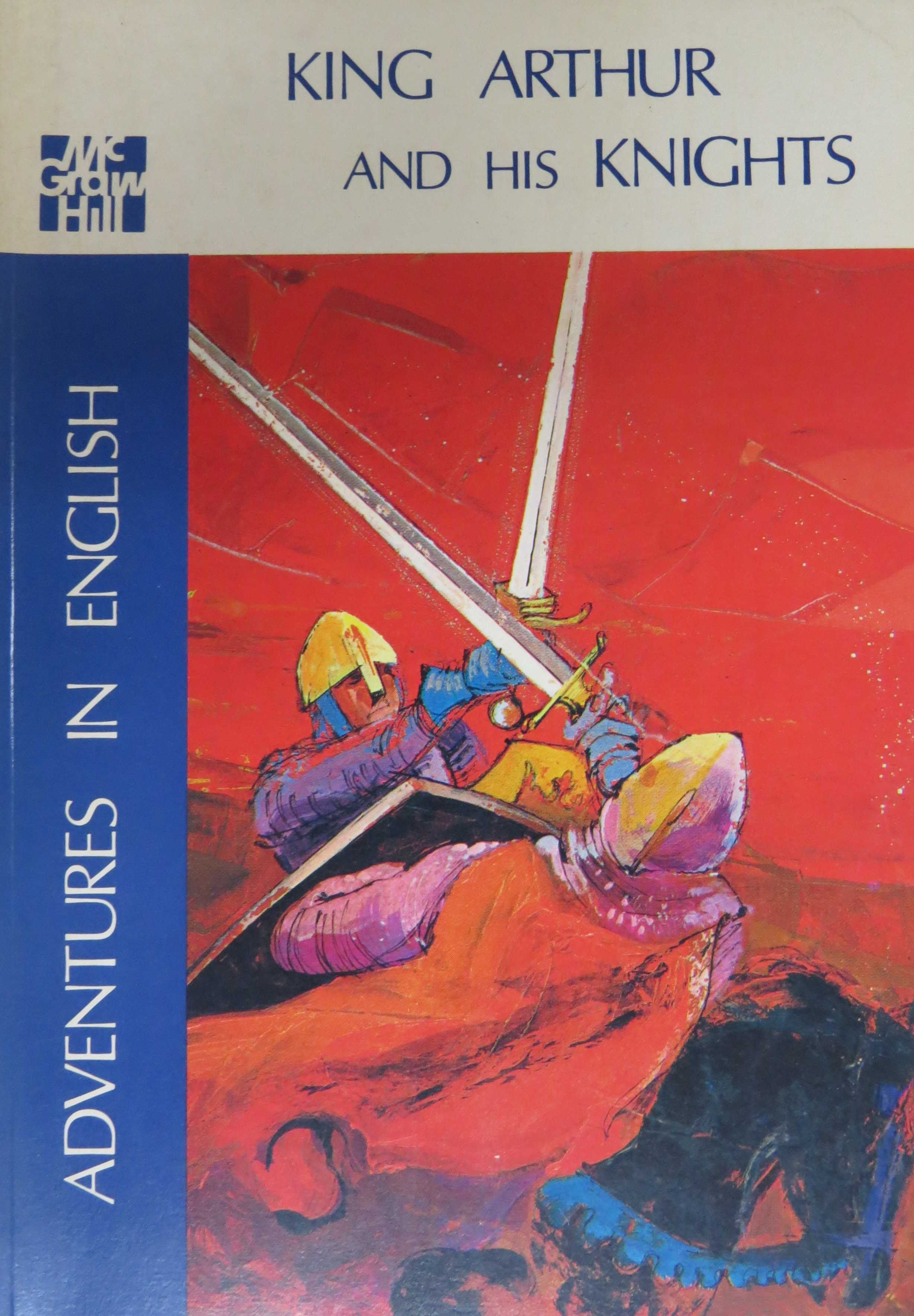King Arthur and His Nights 《Adventures in English》  122頁