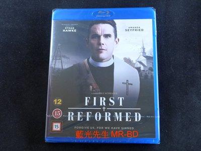 [藍光BD] - 牧師的最後誘惑 First Reformed