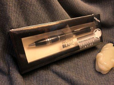 (主管託售) Montblanc 萬寶龍 漂浮 原子筆, 全新未拆封, 航空版