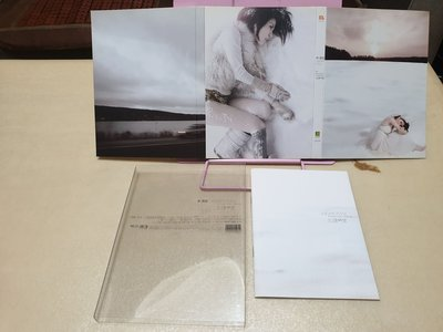 種子音樂2007 許茹芸 北緯66度CD+DVD 媒體宣傳用片