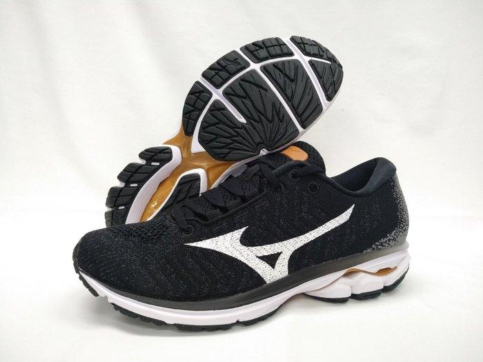 宏亮 附發票 MIZUNO 美津濃 慢跑鞋 休閒 26~29cm WAVE KNIT R3 編織 J1GC192901