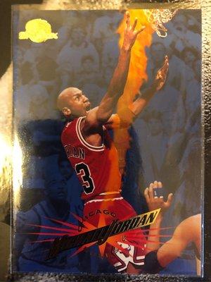 1995-96 Skybox Michael Jordan #15