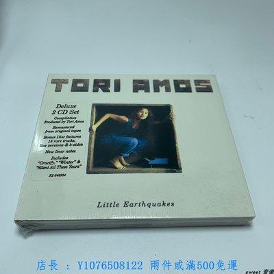 全新 專輯CD 多莉艾莫絲 Tori Amos -Little Earthquakes 2CD雅慈店