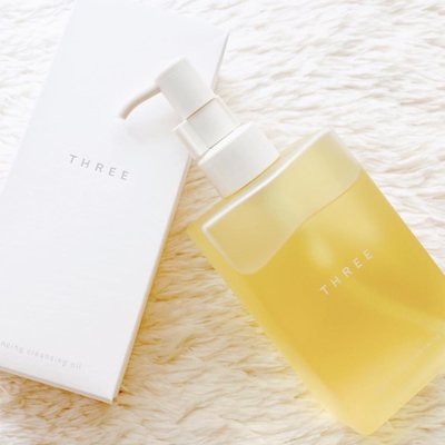 200ml【韓Lin連線代購】日本 THREE 平衡潔膚油 卸妝油 BALANCING CLEANSING OIL
