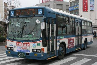 ^.^飛行屋(全新品)TOMYTEC 日版盒玩 THEバス巴士系列 第11彈~比例:1/150/零售款:京成巴士(公車)