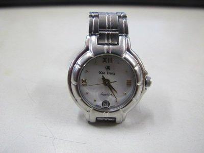二手舖 NO.3201 Kae Deng 凱登錶 手錶 女錶 二手