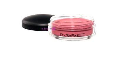 (全新)MAC 限量彩妝 粉嫩唇頰霜/可當腮紅+唇膏/口紅 FOR YOUR AMUSEMENT亮彩粉紅色 專櫃完整中文