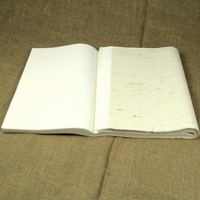 千夢貨鋪-安徽涇縣宣紙毛筆文房四寶四尺四開半生熟宣凈皮國畫書法專用