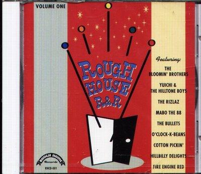 K - Rough House R&R Vol. 1 - 日版  Hillbilly Delights - NEW