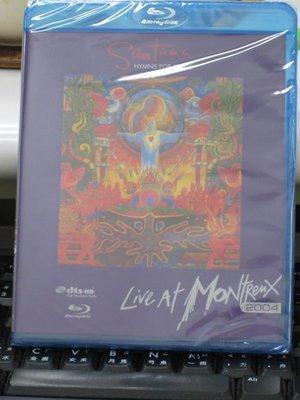 美版全新藍光BD~山塔納樂團/自由讚美詩蒙特勒演唱會Santana / Hymns for Peace Live At Montreux 2004
