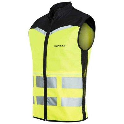 Dainese High Visibility Vest 反光 背心 rossi 螢光黃 motogp  羅西小舖