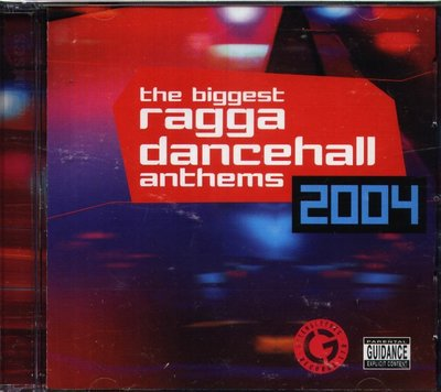 八八 - The Biggest Ragga Dancehall Anthems 2004 2 CD Nina Sky