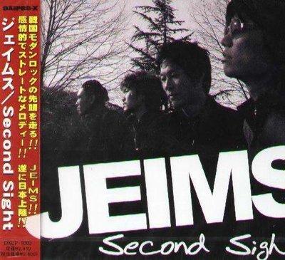 K - JEIMS - Second Sight - 日版 - NEW