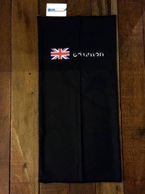 英國 國旗 頭巾 頸巾 凱旋 triumph T100  thruxton street twin scrambler