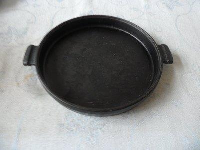 紫色小館-46--------生鐵製鐵盤