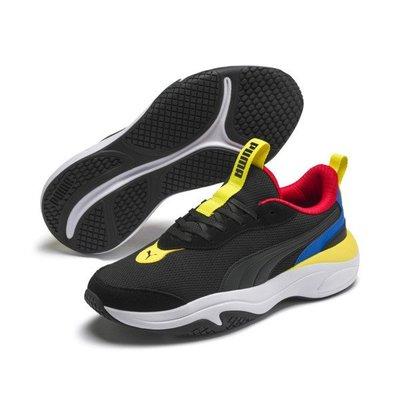 [狗爹的家] PUMA VAL 黑 黃 紅 藍 女運動鞋 現貨 免運