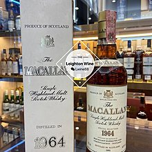 Macallan 18 Years Old 1964(70cl ,43%)