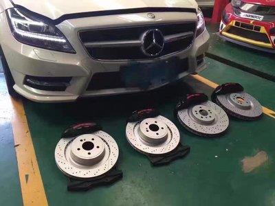 全車霸 BENZ 中古翻新 AMG 卡鉗 w204 w205 w207 w218 w212 w221 W222 c63