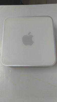 Apple Mac mini 迷你電腦主機 C2D 2.26G 4G 160G 白色小主機 九成五新 無損傷 功能 一切正常