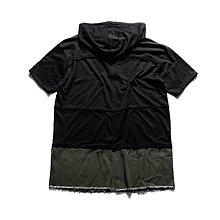 美國東村【SLIGHTLY NUMB】MIRAGE TOP 七分袖 拼接 巫師袍