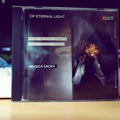 Of enternal light-muzica sacra.westenburg