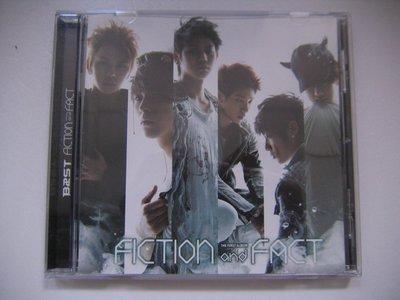 Beast - Fiction And Fact ~1st Album~ CD (港版)