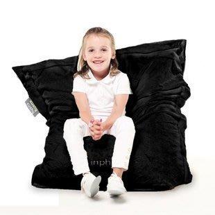 INPHIC-長毛絨小方形懶人沙發 創意沙發